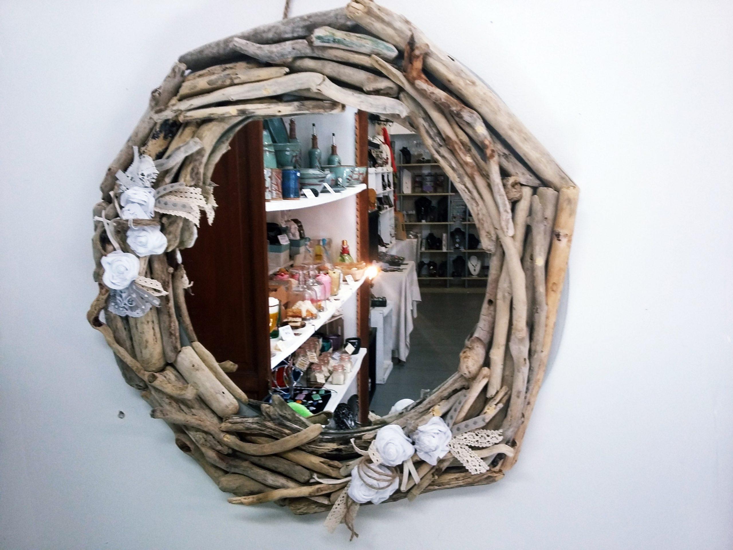 Création d'objets en bois flotté - Tallie Décoration